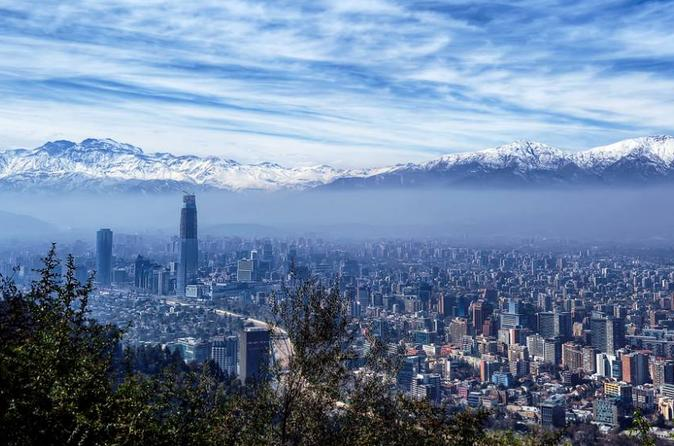 City Tour and Shopping Tour of Santiago