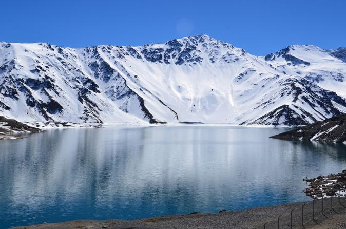 Embalse del Yeso Full Day Tour from Santiago, shared tour