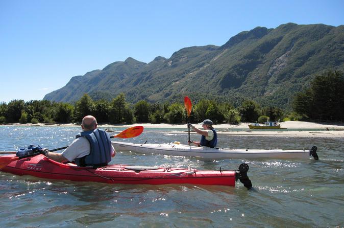 Kayaking in Patagonia from Puerto Varas