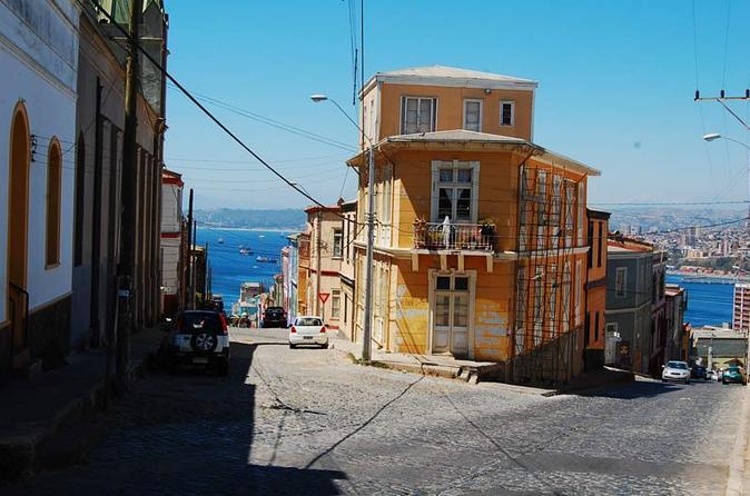 Santiago Hotel or Airport Arrival Transfer to Viña del Mar or Valparaiso
