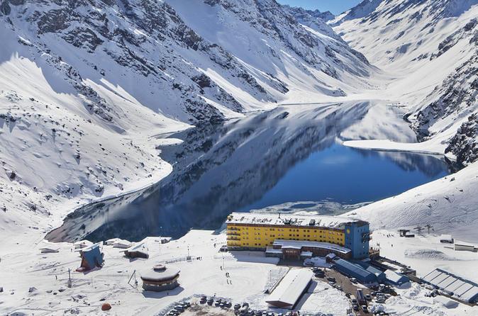 Transfer from Portillo Ski Center to Santiago