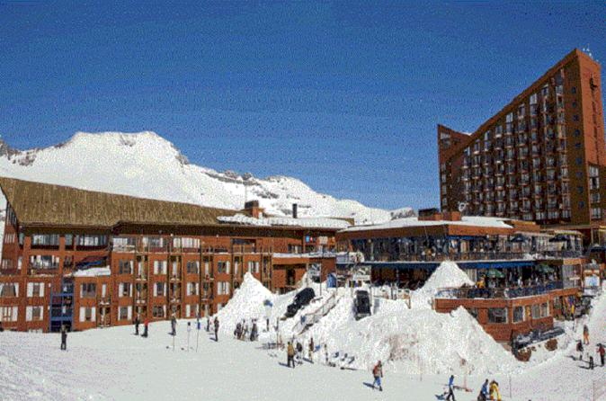 Valle Nevado Day Trip from Santiago
