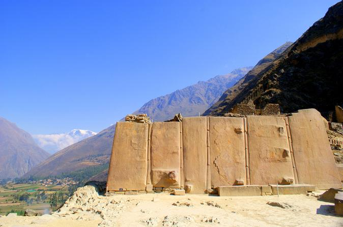 Private Full-Day Tour of Ollantaytambo from Cusco