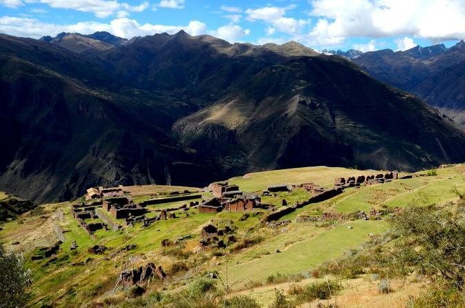 Trilha Huchuy Qosqo privada de 2 dias para Machu Picchu saindo de Cusco
