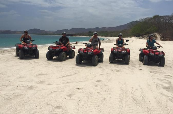 Atv mountain tour from riu guanacaste or nuevo colon in playa hermosa 242883