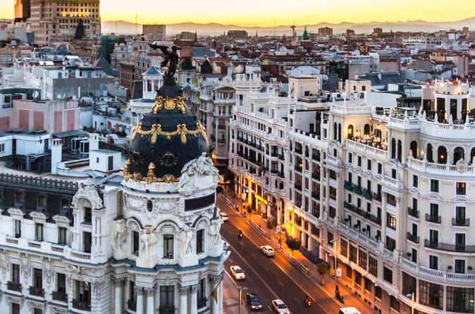 Visiting Madrid plus Toledo