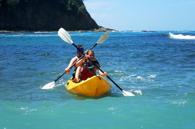 Ocean kayak and snorkeling in samara in s mara 233685