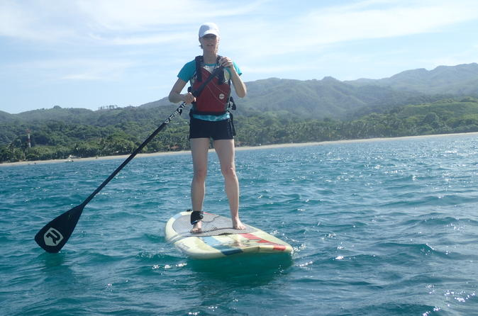 Samara Beach Stand Up Paddle and Snorkeling