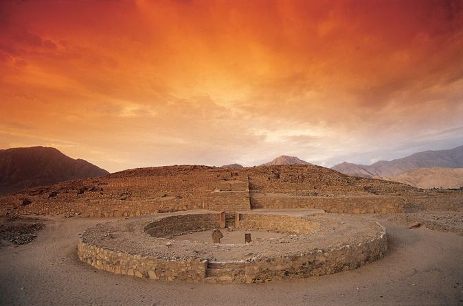 Private Caral Tour from Lima