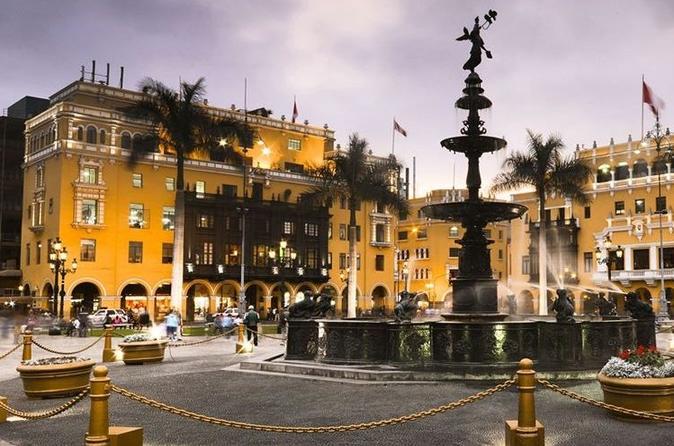 Private Lima Walking Tour