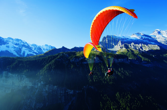 Paragliding experience from interlaken in interlaken 219507