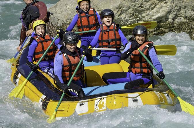 Half day river rafting in verdon in castellane 253109