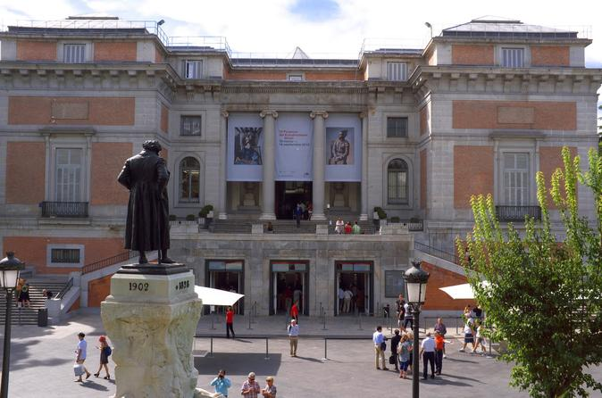 Museo Nacional Del Prado Tours Madrid Ticket Price