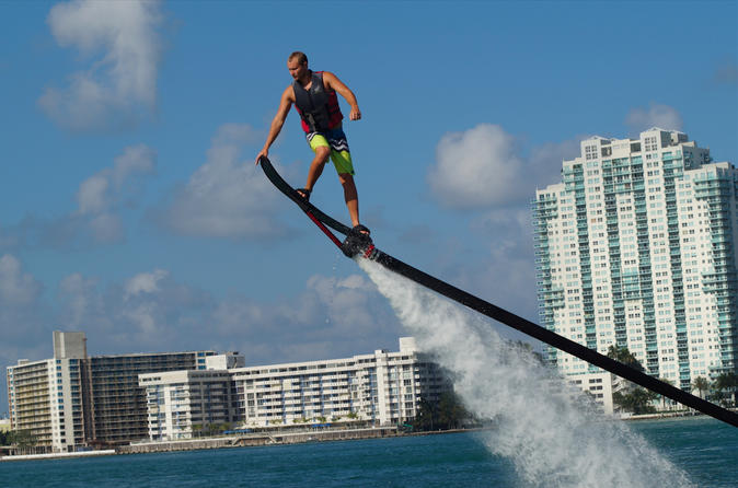 HoverBoard Flight In Miami