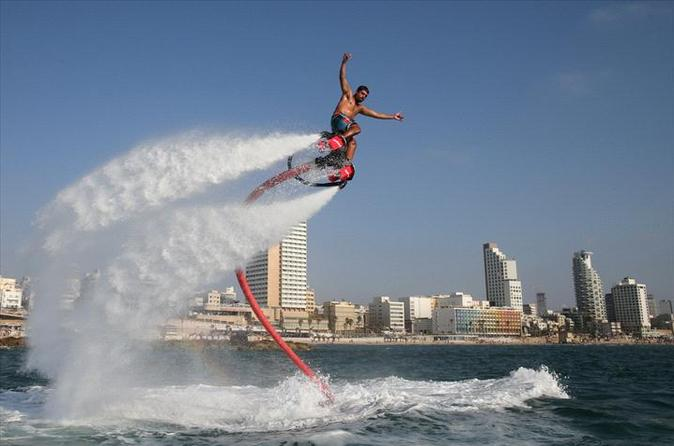 Miami FlyBoard Experience and Boat Tour
