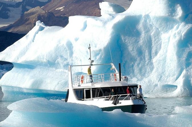 Gourmet glaciers experience aboard the leal cruiser from el calafate in el calafate 360737