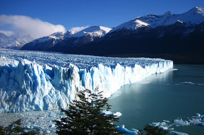 Perito moreno glacier including boat safari in el calafate 218369
