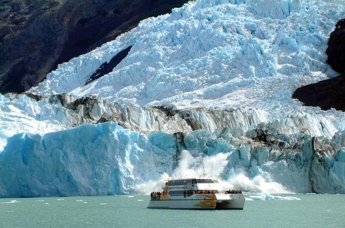 Rios de Hielo Express Sailing
