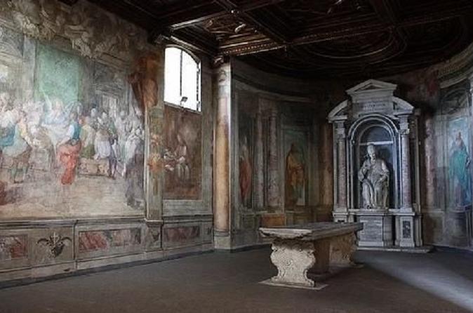Roman Houses Of Celio Tour With Aperitif - Rome