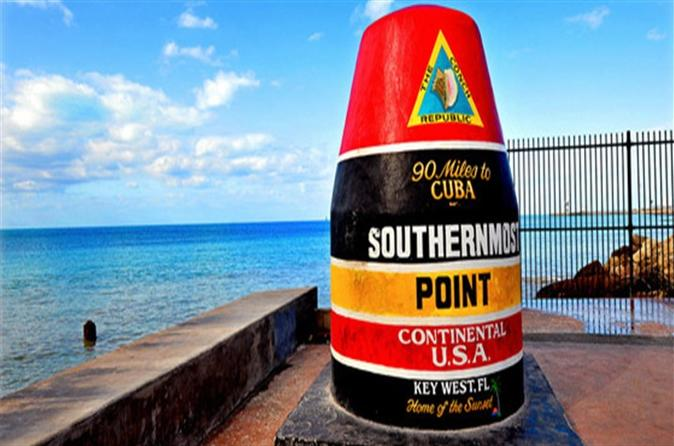 Semi Private Day trip to Key West from Miami An anthropological tour