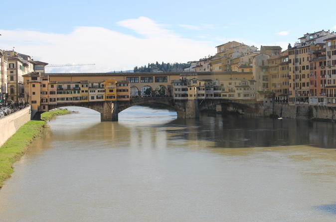 Semi-Private Tour: Day Trip to Florence and Pisa from Rome with Lunch