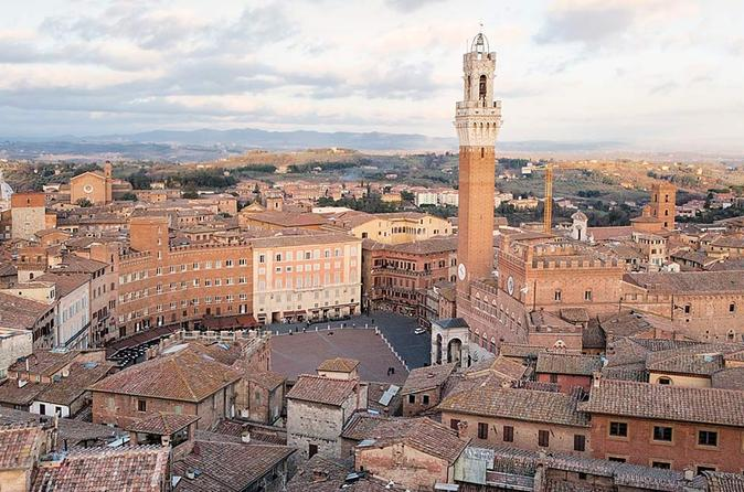 Siena and San Gimignano 1 Day Trip from Rome - Semi Private Tour