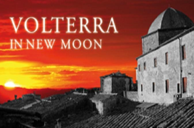 Volterra: on the trail of Bella Swan and Edward Cullen