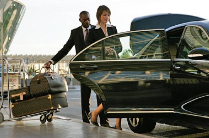 Private Arrival Transfer: Maurice Bishop International Airport to St George's Hotel