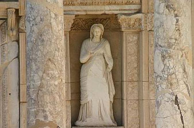 Private Ephesus and The House of Virgin Mary Tour from Izmir