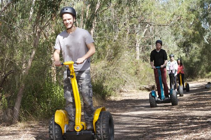 Coffs harbour all terrain segway tour in coffs harbour 267289