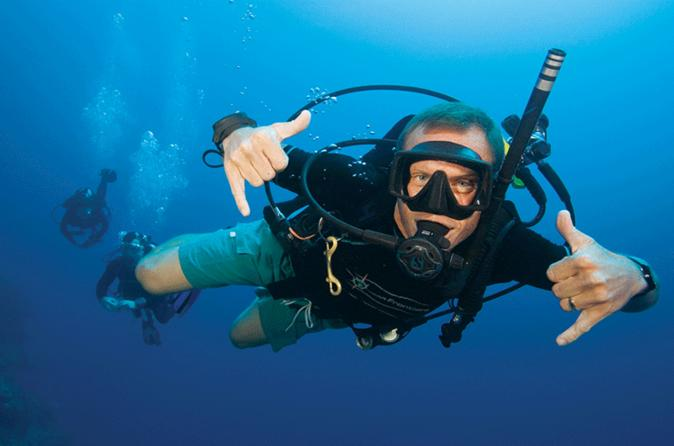 Las terrenas scuba diving discovery course in las terrenas 204793