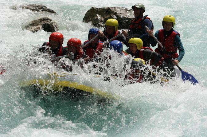 Soca river rafting from bovec in bovec 203302