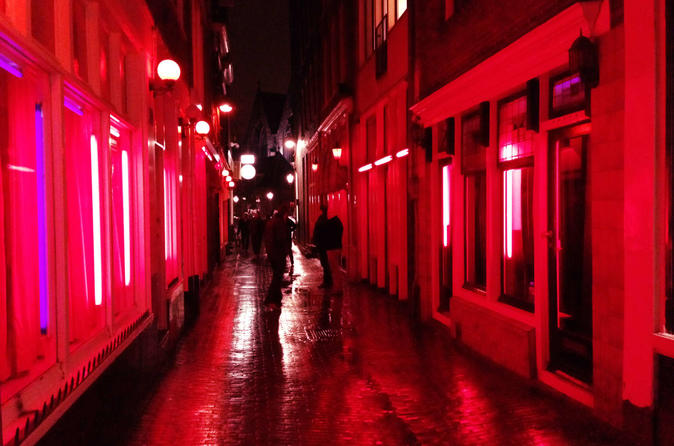 Remarkable, rather amsterdam netherlands red light district
