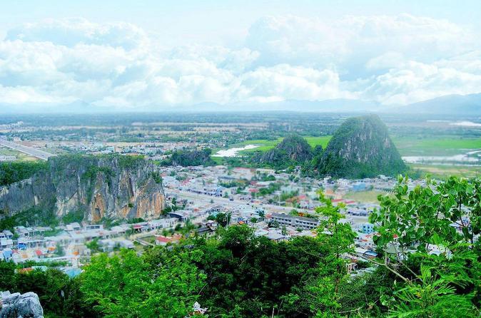 Da Nang City: Son Tra Peninsula, Marble Mountain, Cham Museum And Han Market - Hoi An