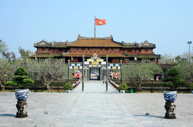 Hue Full Day Tour: Hue Citadel, Thien Mu Pagoda And Tomb Of Tu Duc, Hai Van Pass - Da Nang