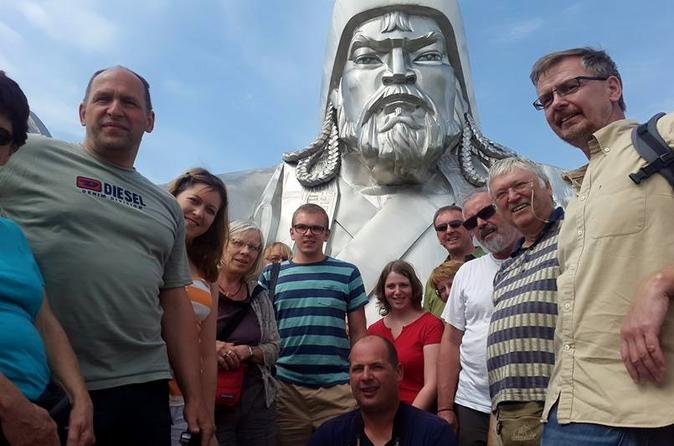 Terelj national park and chinggis khaan statue tour in ulaanbaatar 248608