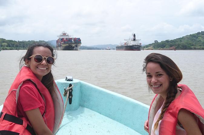 Cruzeiro ecológico pelo Canal do Panamá e Centro de Descoberta da Floresta Tropical