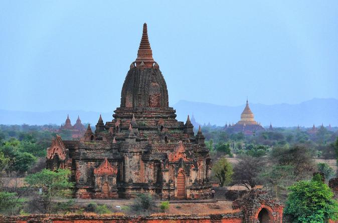 4-Day Tour of Bagan and Mount Popa from Yangon