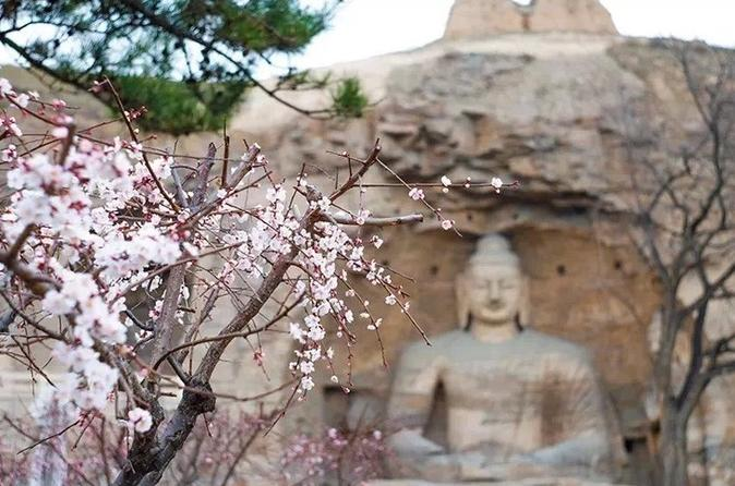 Datong Hanging Temple  Mt Henshan And Yungang Grottoes One Day Group Tour