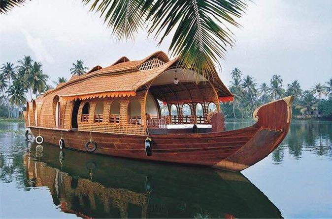 Kochi Backwater Day Tour