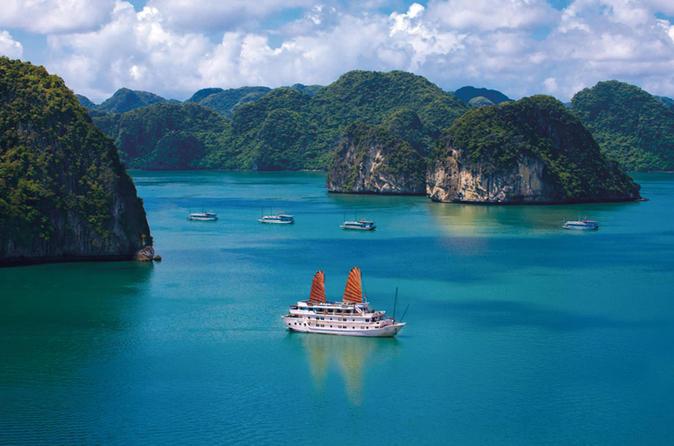 3 day halong bay and cat ba island tour in hanoi 203731