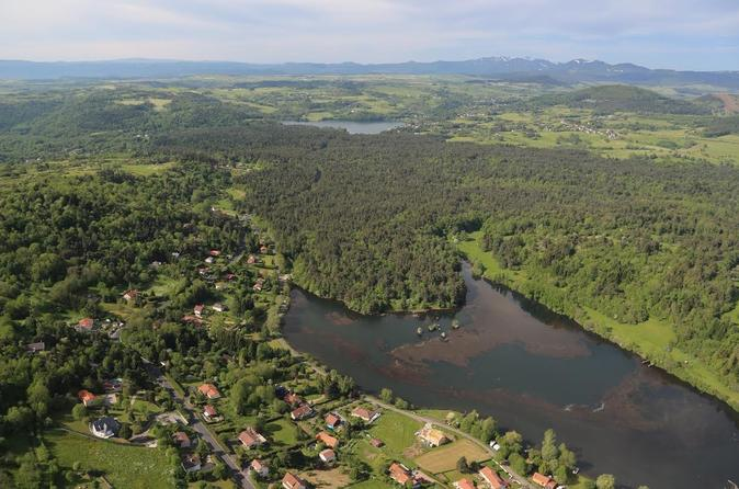 Auvergne Air, Helicopter & Balloon Tours