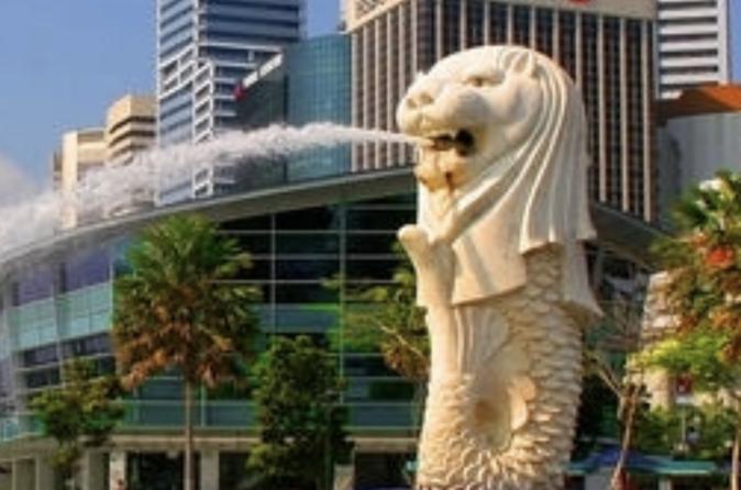 7D 6N TOUR SINGAPORE - PENANG Drop Off