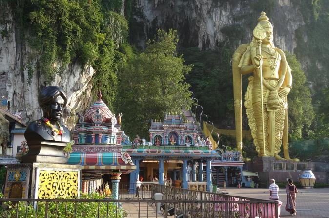 Kuala Lumpur City tour Including Kuala Lumpur Tower, Batu Caves and Little India