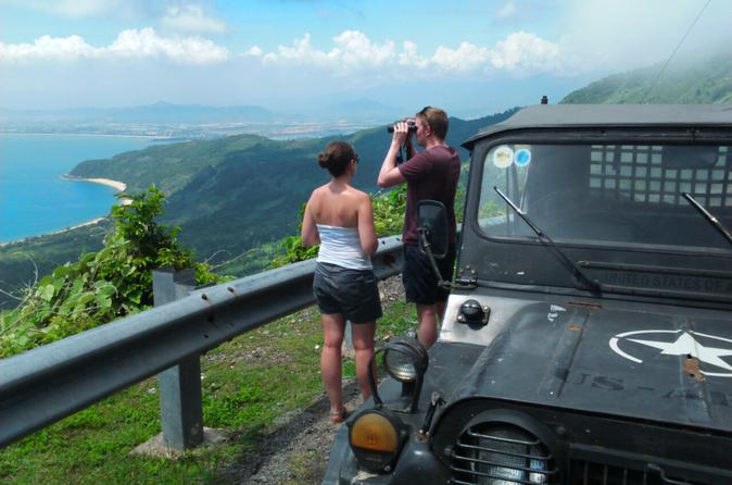 Half-Day Son Tra Peninsula Tour by Jeep