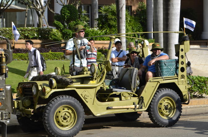 Half-Day Tour of Ho Chi Minh City on Restored Army Jeep