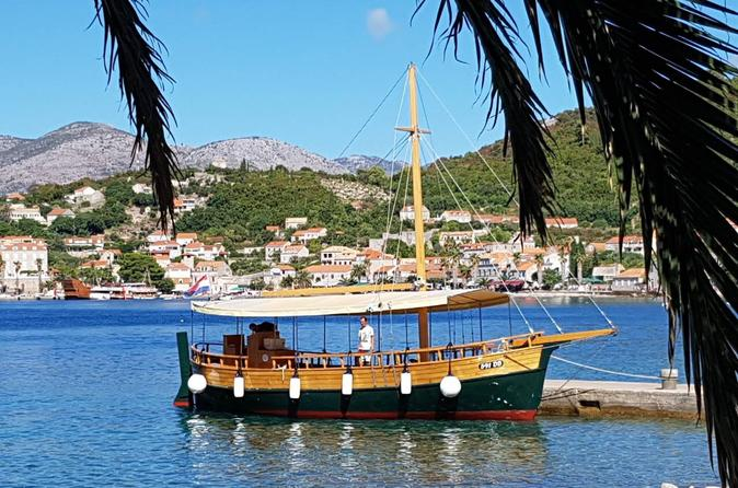 Enjoy Dubrovnik Islands On The Boat Tour With Added Value