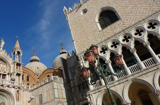 Evite as Filas: excursões na Basílica de São Marcos e no Palácio Ducal