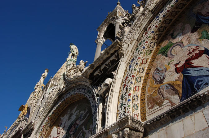 Skip the line st mark s cathedral tour with entrance to the in venice 207534