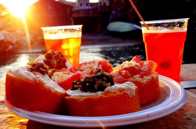 Traditional Venice Aperitivo Tour